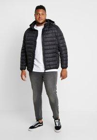 s.Oliver - OUTDOOR - Light jacket - black - 1