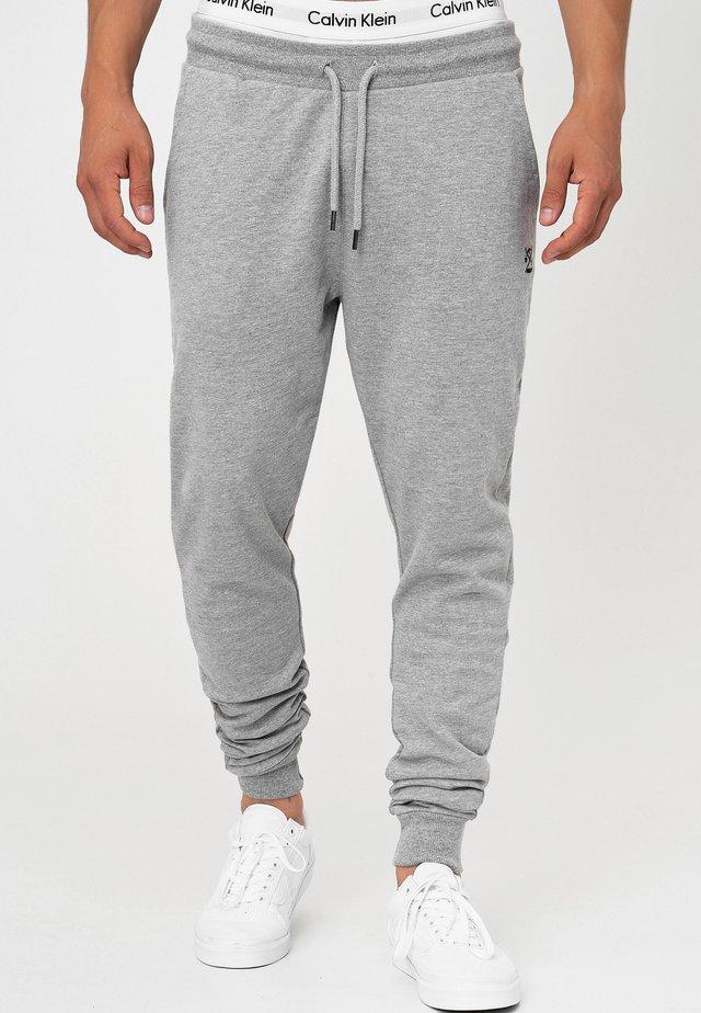 Pantaloni sportivi - lt grey mix