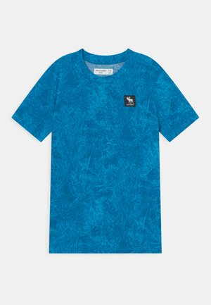 CHASE - T-shirt con stampa - blue