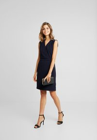 Morgan - Shift dress - marine - 2