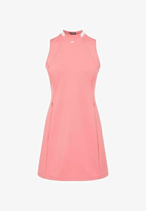 Sports dress - tropical coral