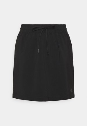 NEVER STOP WEARING SKIRT - Sports skirt - black