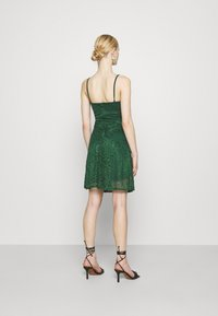 WAL G. - CAMRYN STRAPPY SKATER DRESS - Cocktail dress / Party dress - forest green - 2