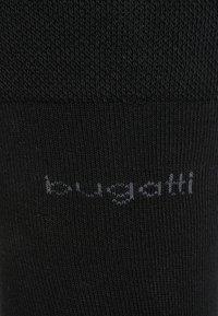 Bugatti - 6 PACK - Socks - dark navy/anthracite melange/black - 3