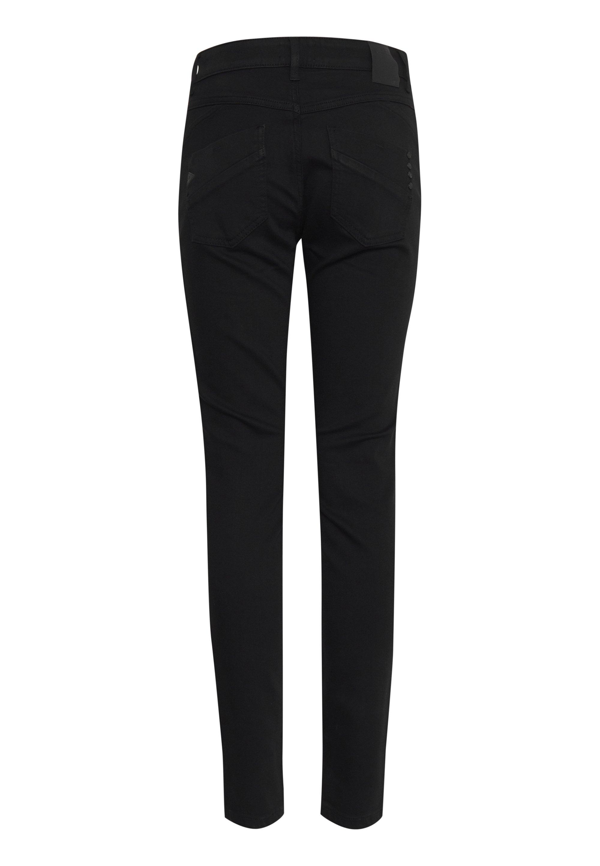 100% Guaranteed Professional Women's Clothing PULZ PZEMMA  Jeans Skinny Fit black denim sWfvVrbgB OaD7uSrST