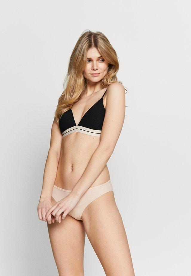 DARLING - Triangle bra - black