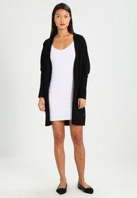 Cream - Jersey dress - chalk - 1