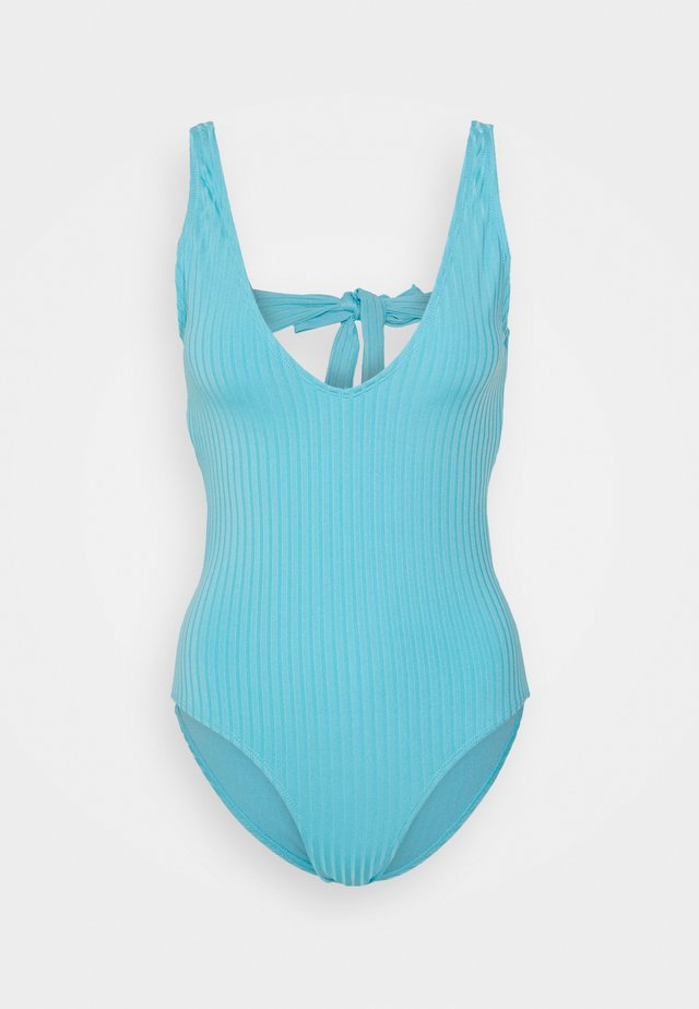 VMEDDY SWIMSUIT - Badpak - blue topaz