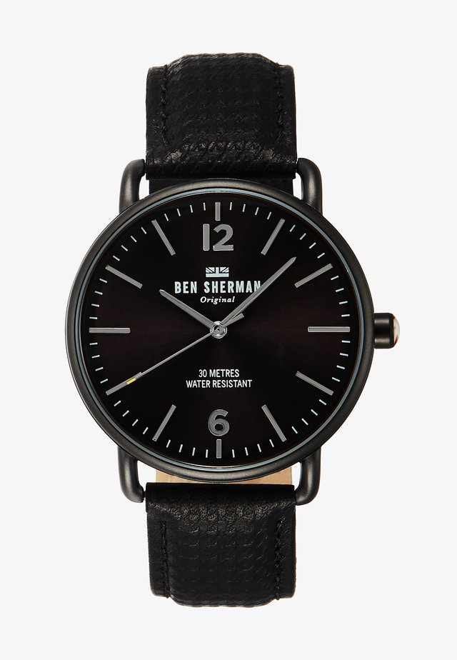 BRIGHTON DOGTOOTH - Orologio - black