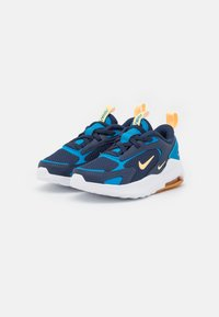 Nike Sportswear - AIR MAX BOLT UNISEX - Sneakers basse - midnight navy/melon tint/imperial blue/lightt brown - 1