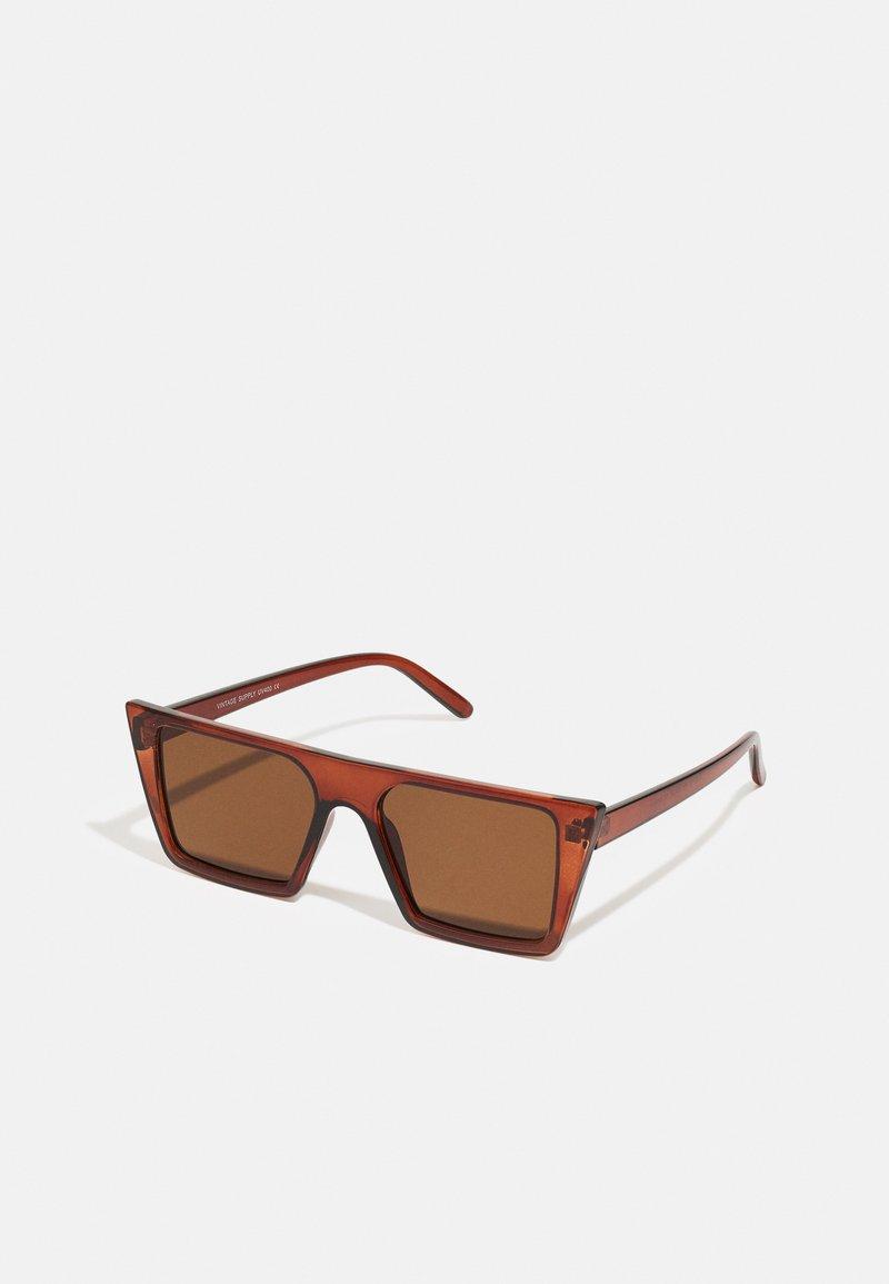 Vintage Supply - UNISEX - Sunglasses - brown