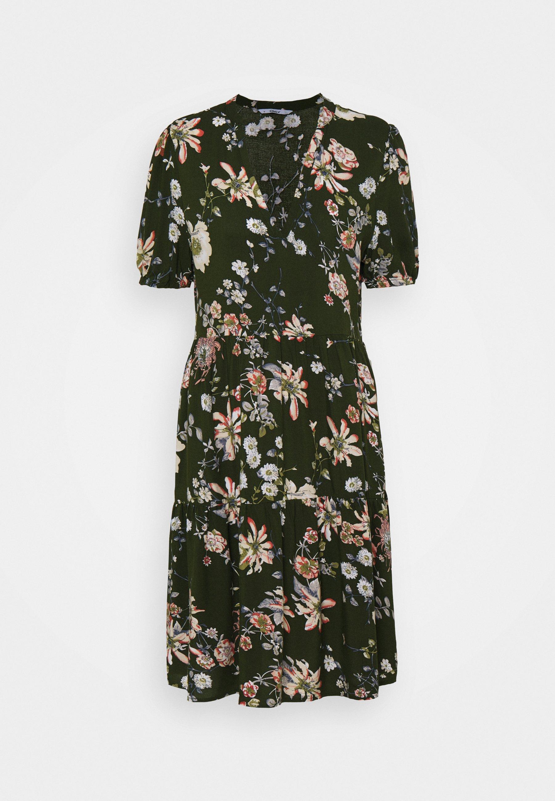 Women ONLNOVA LIFE THEA DRESS - Day dress