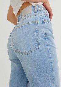PULL&BEAR - Bootcut jeans - light blue - 4
