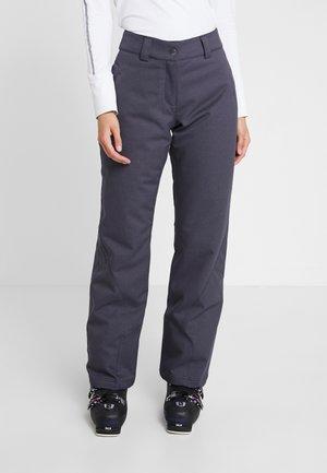 TAIPO LADY PANT SKI - Snow pants - grey night