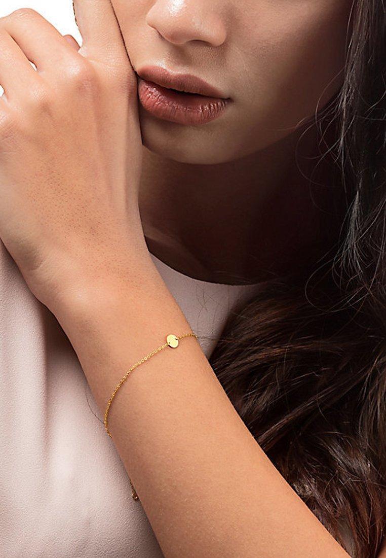 Christ Gold Armband -