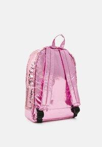 Name it - BAG SET - Rucksack - pink peacock - 1