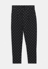 ONLY Petite - ONLPOPTRASH EASY DOT PANT - Trousers - black - 3