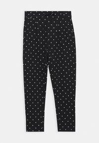 ONLPOPTRASH EASY DOT PANT - Trousers - black