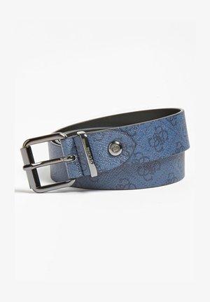 VEZZOLA BELT - Belt - blau
