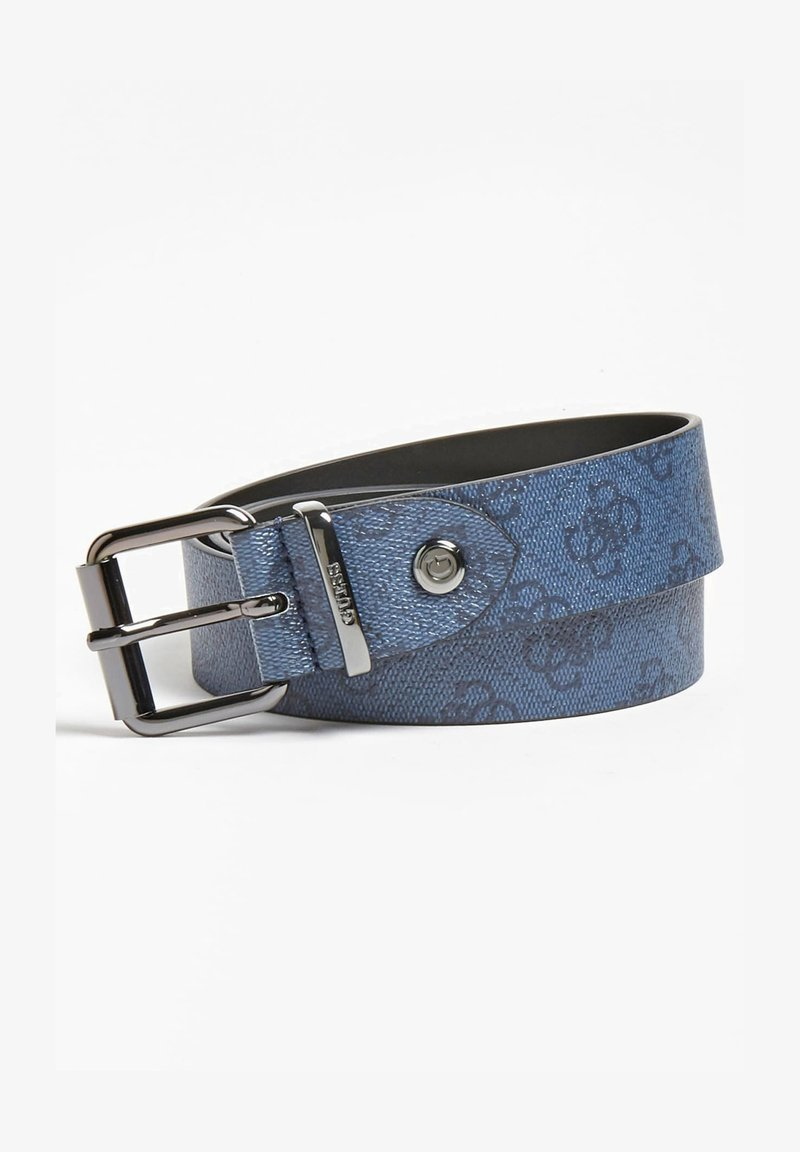 Guess - VEZZOLA BELT - Belt - blau