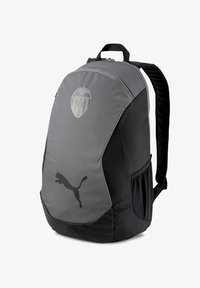 Puma - VALENCIA CF - Backpack - black-smoked pearl - 0