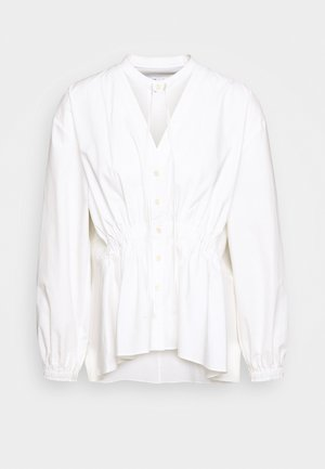 SHIRTING BLOUSE - Blůza - off white