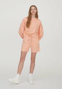 PULL&BEAR - Sweater - orange - 1