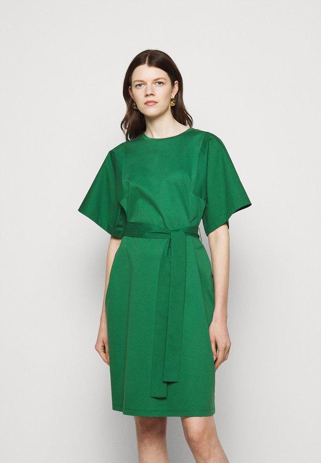 LARI - Jerseyjurk - smaragdgrun