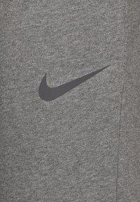 Nike Performance - PANT TAPER - Trainingsbroek - charcoal heather/black - 4
