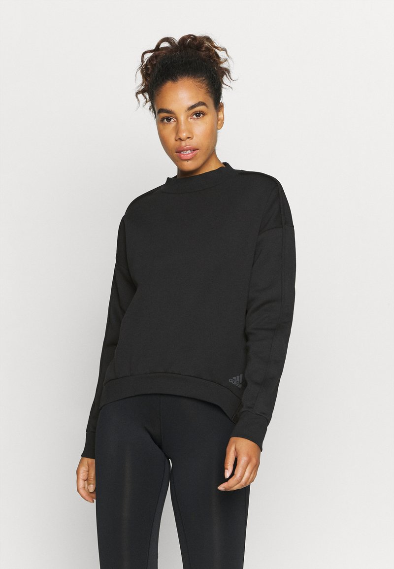 adidas Performance - Sweatshirt - black