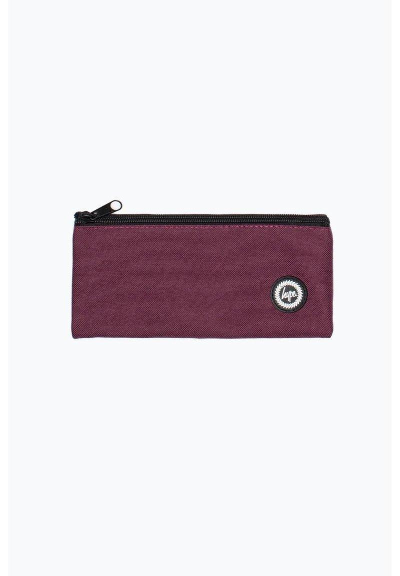 Hype - CREST - Pencil case - burgundy