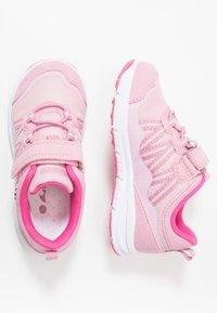 Viking - HOLMEN - Hiking shoes - pink/fuchsia - 0