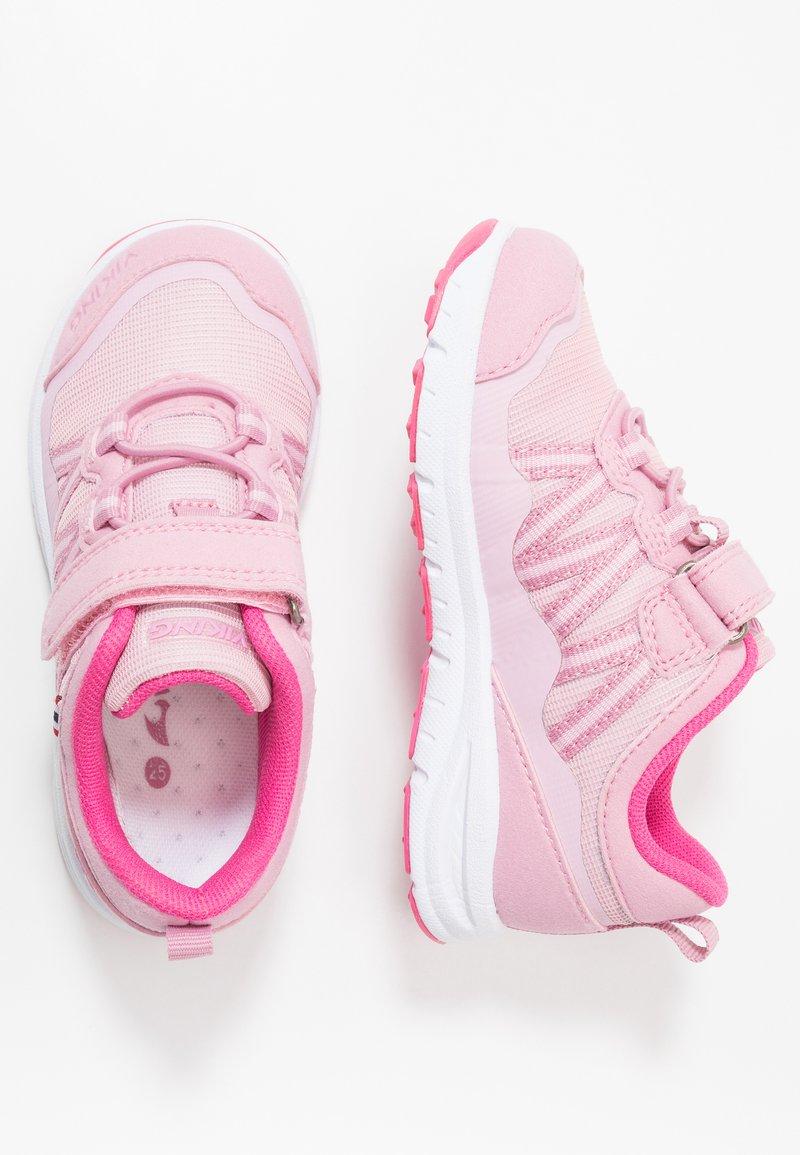 Viking - HOLMEN - Hiking shoes - pink/fuchsia
