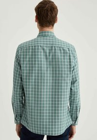 DeFacto - Formal shirt - green - 2