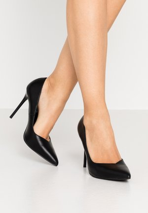 Klassiska pumps - black