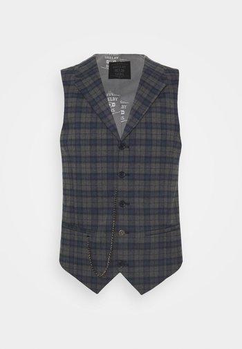 WELDBANK WAISTCOAT - Waistcoat - grey