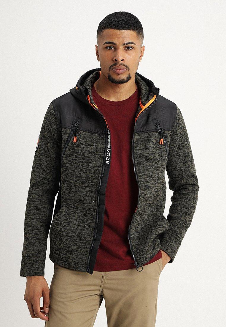 Men MOUNTAIN ZIPHOOD - Summer jacket