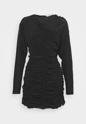 NONIE DRESS - Juhlamekko - black