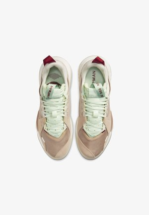 SKO JORDAN  - Sports shoes - vachetta tan/light cream/rust factor/sail
