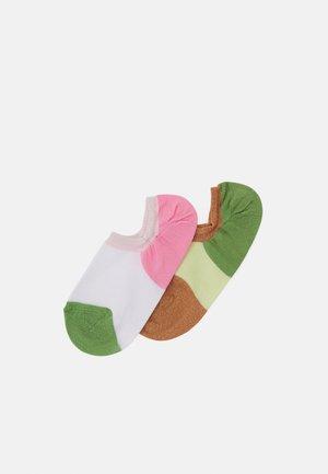 ISA INVISIBLE 2 PACK - Socks - multi