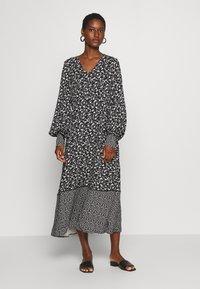 Culture - CUNANCY DRESS - Day dress - black - 0