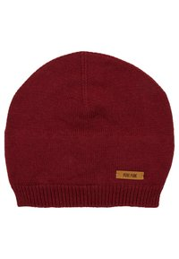 pure pure by BAUER - KIDS - Beanie - burgundy - 0