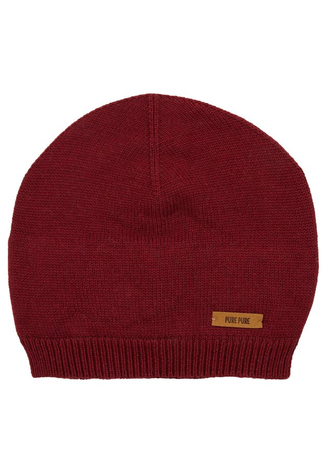 KIDS - Bonnet - burgundy