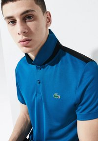 Lacoste Sport - TENNIS TAPERED - Polo shirt - blue/black - 3