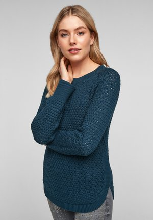 Jumper - moonlight ocean knit