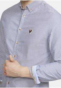 Colours & Sons - Shirt - blau - 2