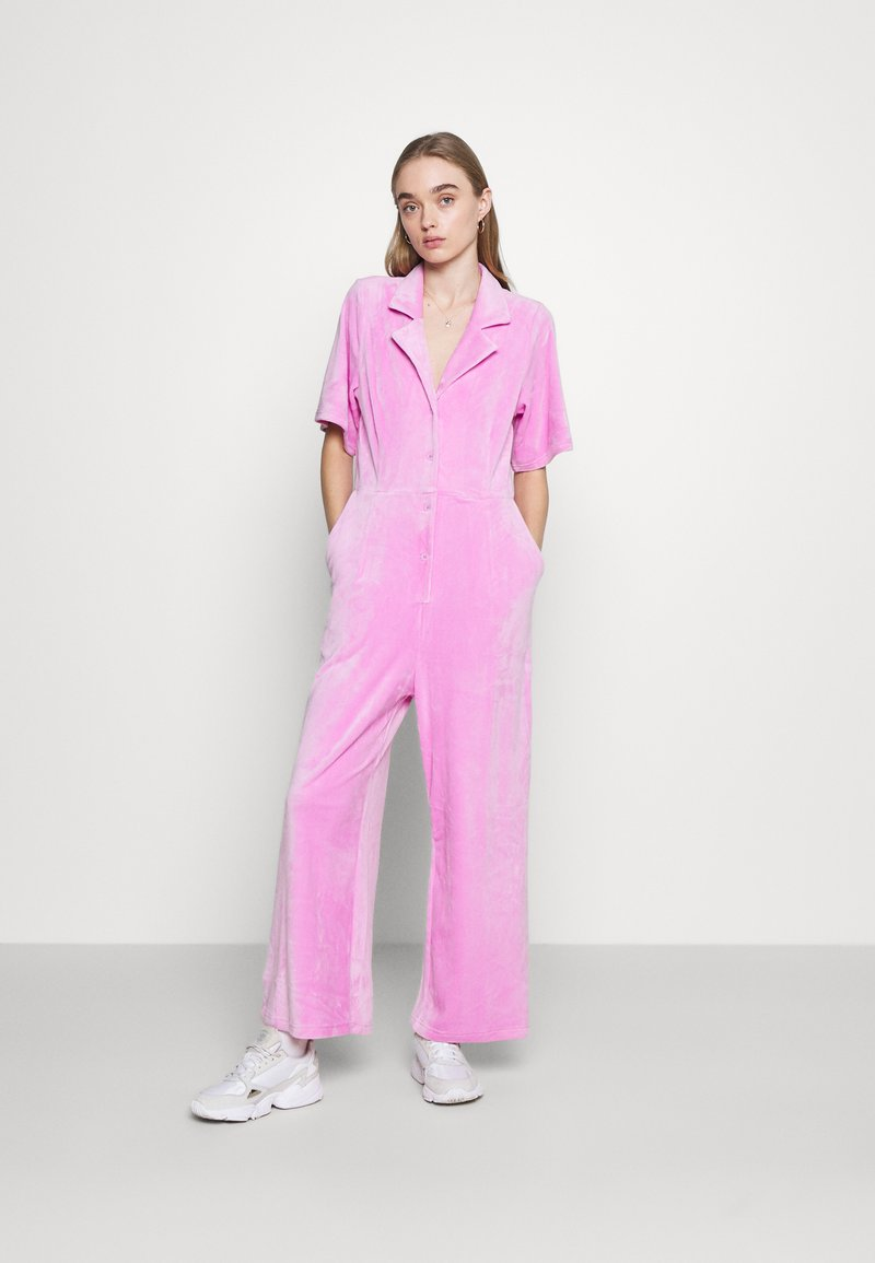 Monki - SAMMI - Jumpsuit - pink
