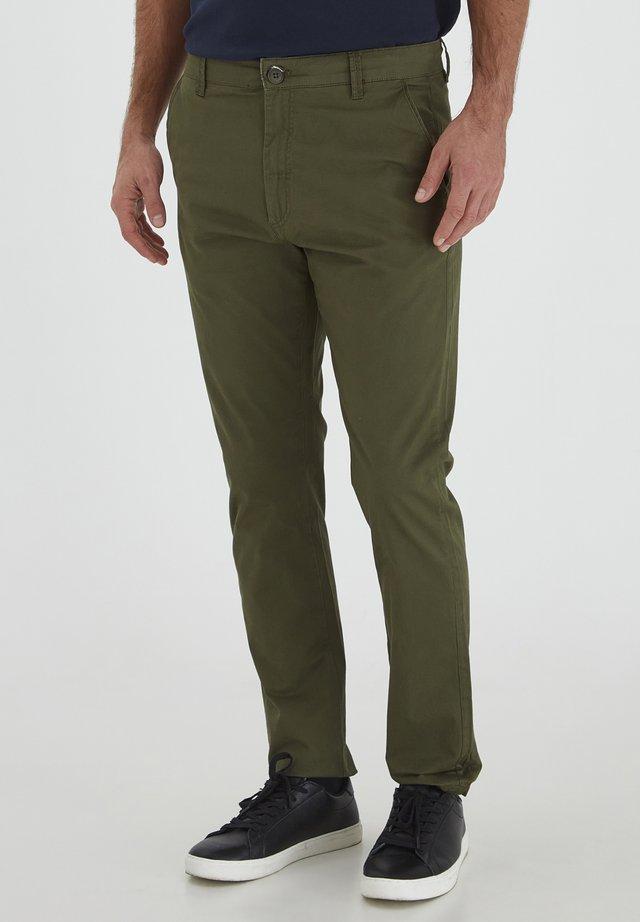 Pantalones - ivy green