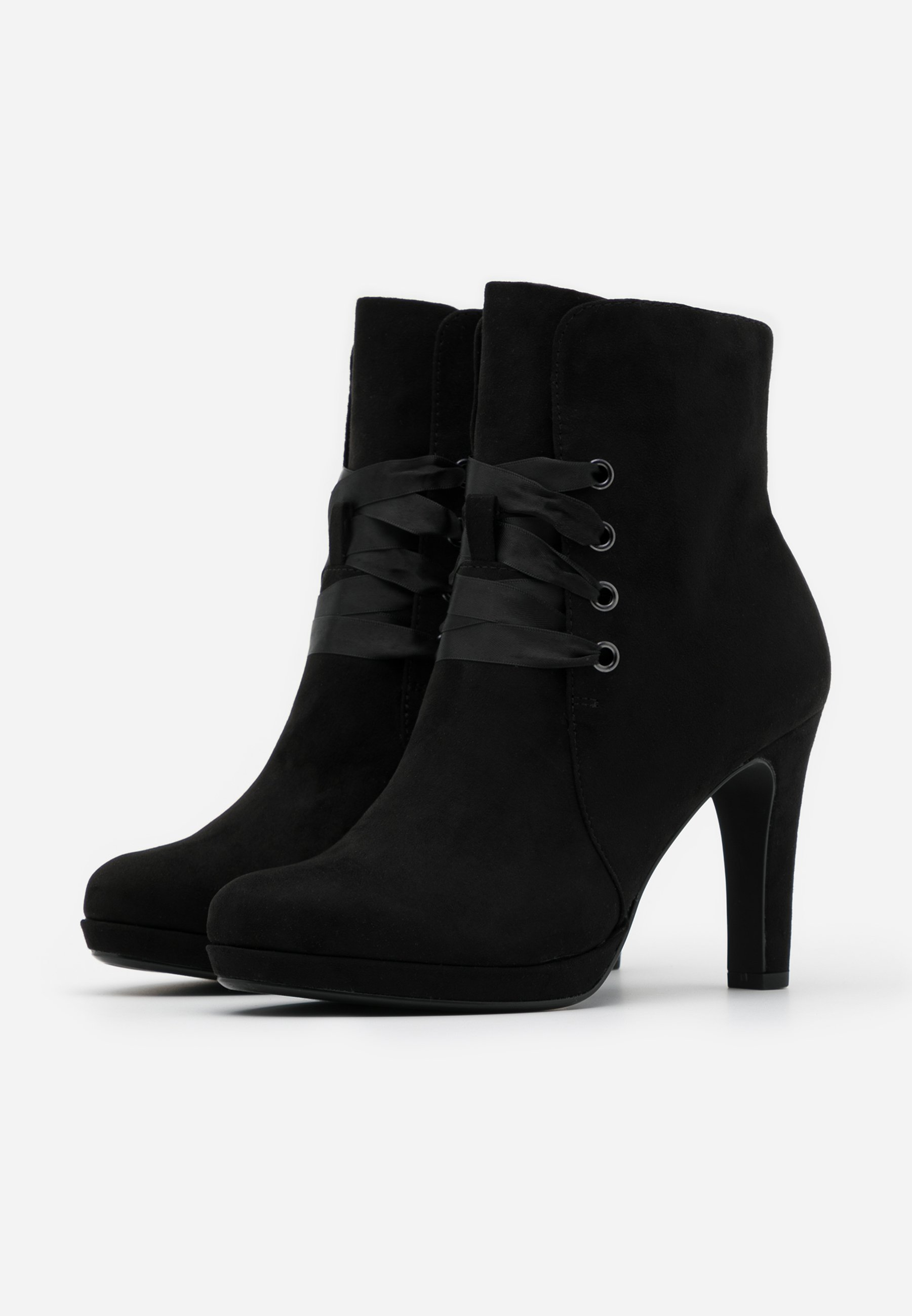 Tamaris High Heel Stiefelette black/schwarz
