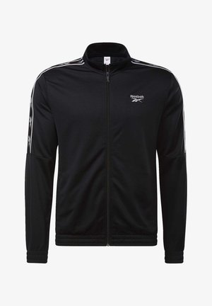 CLASSICS VECTOR TAPE TRACK TOP - Trainingsvest - black